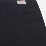 Garbstore Civilian Service Chino Men`s Trousers Navy photo- 1