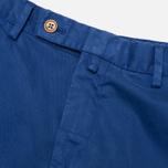 Hackett Sanderson Tailored Chino Men`s Trousers Marine photo- 2