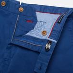 Hackett Sanderson Tailored Chino Men`s Trousers Marine photo- 3