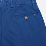 Мужские брюки Hackett Sanderson Tailored Chino Marine фото- 1
