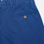 Hackett Sanderson Tailored Chino Men`s Trousers Marine photo- 1