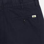 Мужские брюки Lacoste Classic Twill Chino Marine фото- 1