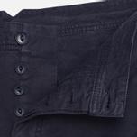 Мужские брюки Lacoste Live Chino Navy Blue фото- 2