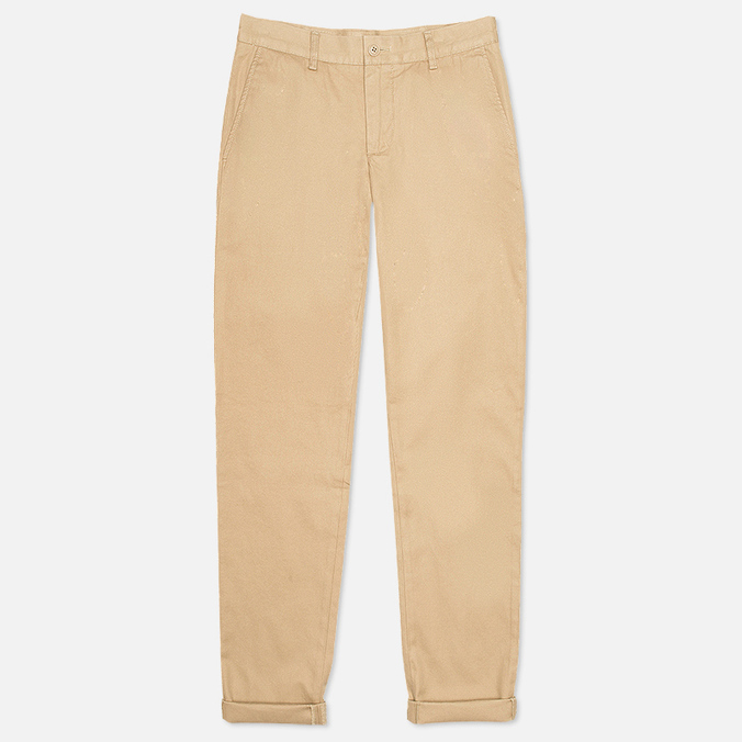 Lacoste Slim Fit Chino Men`s Trousers Macaron