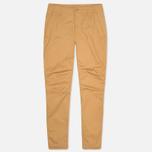 Мужские брюки Maharishi Custom 3XDRY Organic Cotton Sand фото- 0