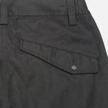 Мужские брюки Maharishi Long Custom Iternal Pocket Black фото- 1
