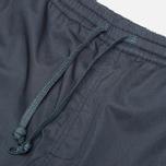 Мужские брюки maharishi Prana Track Organic Cotton Dark Navy фото- 2