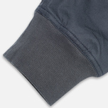 Мужские брюки maharishi Prana Track Organic Cotton Dark Navy фото- 4