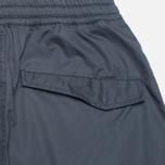 Мужские брюки maharishi Prana Track Organic Cotton Dark Navy фото- 1