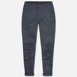 Мужские брюки maharishi Tour Custom Cargo Organic Cotton Black/Navy фото- 0