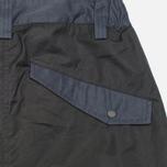 Мужские брюки Maharishi Tour Custom Cargo Organic Cotton Black/Navy фото- 1