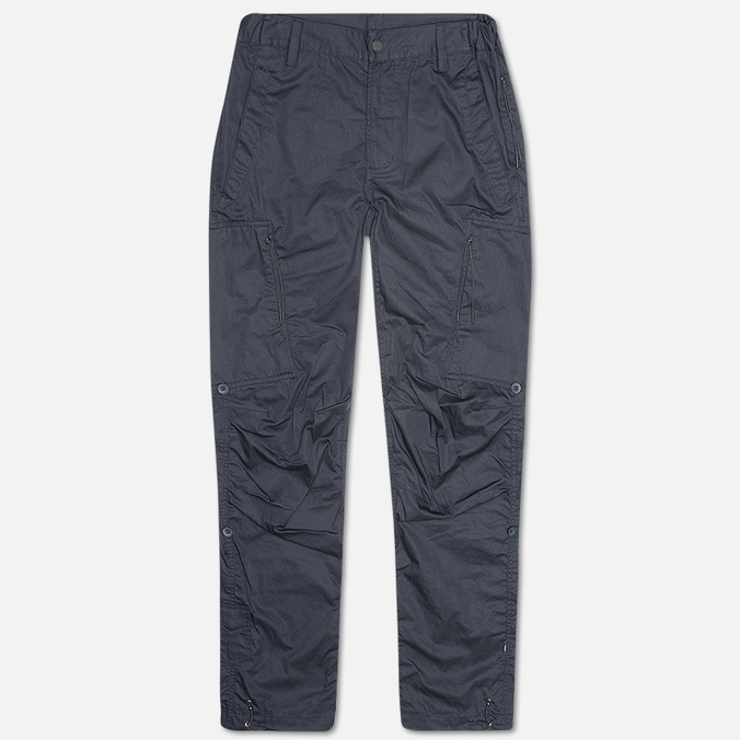 Мужские брюки maharishi Travel Cargo Straight Fit Dark Navy