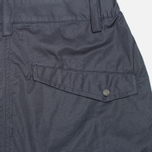 Мужские брюки maharishi Travel Cargo Straight Fit Dark Navy фото- 1