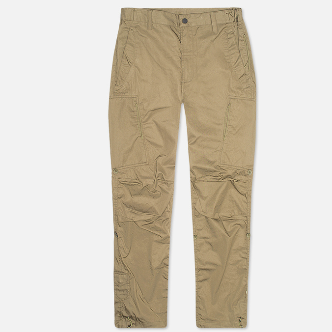 Мужские брюки Maharishi Travel Cargo Straight Fit Maha Olive