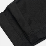 Maison Kitsune Cotton Serge Worker Men`s Trousers Black photo- 5