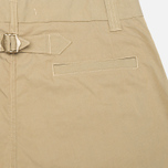Nanamica Ivy Men`s Trousers Beige photo- 1