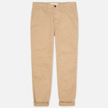 Мужские брюки Norse Projects Aros Heavy Chino Khaki фото- 0