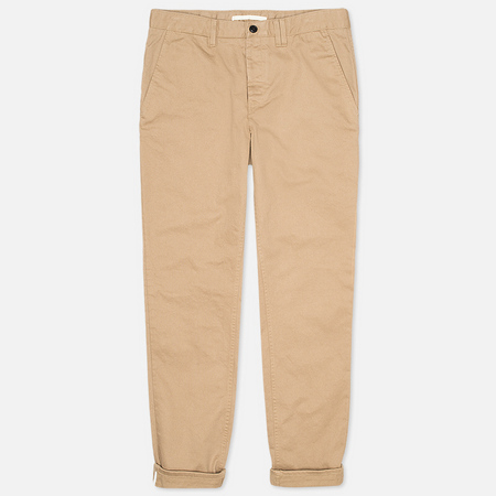 Мужские брюки Norse Projects Aros Heavy Chino Khaki