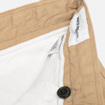 Norse Projects Aros Heavy Chino Men`s Trousers Khaki photo- 3