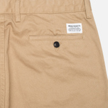 Мужские брюки Norse Projects Aros Heavy Chino Khaki фото- 1