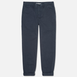 Мужские брюки Norse Projects Aros Light Twill Dark Navy фото- 0