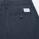 Мужские брюки Norse Projects Aros Light Twill Dark Navy фото- 1