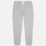 Мужские брюки Norse Projects Ro Solid Brushed Light Grey Melange фото- 0