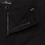Мужские брюки Stone Island Shadow Project Batavia Black фото- 2