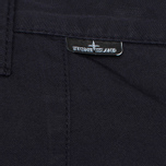 Мужские брюки Stone Island Shadow Project Batavia Dark Navy фото- 3