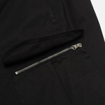 Мужские брюки Stone Island Shadow Project Cargo Gabardine Co Black фото- 3