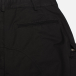 Мужские брюки Stone Island Shadow Project Cargo Gabardine Co Black фото- 1