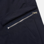 Мужские брюки Stone Island Shadow Project Cargo Gabardine Co Dark Navy фото- 3
