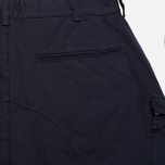 Мужские брюки Stone Island Shadow Project Cargo Gabardine Co Dark Navy фото- 1
