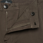 Мужские брюки Stone Island Shadow Project Cargo Gabardine Co Dark Olive фото- 2