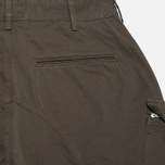 Мужские брюки Stone Island Shadow Project Cargo Gabardine Co Dark Olive фото- 1