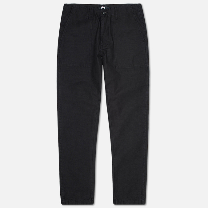 Мужские брюки Stussy Duke Solid Front Pocket Black