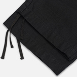 Мужские брюки Stussy Duke Solid Front Pocket Black фото- 4