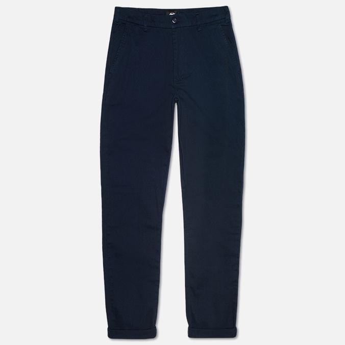 Мужские брюки Stussy Washed Chino Navy
