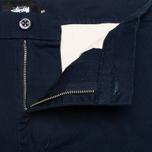 Мужские брюки Stussy Washed Chino Navy фото- 4