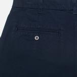 Мужские брюки Stussy Washed Chino Navy фото- 2