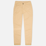Мужские брюки Velour Adan Light Chino Beige фото- 0