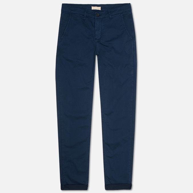 Мужские брюки Velour Adan Light Chino Navy