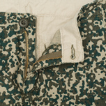 Женские брюки Carhartt WIP X' Aviation Columbia Ripstop Camo Stain Leaf Rinsed фото- 2