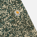 Женские брюки Carhartt WIP X' Aviation Columbia Ripstop Camo Stain Leaf Rinsed фото- 3