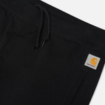 Carhartt WIP X' Porter Sweat Women's Trousers Black photo- 2