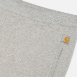 Женские брюки Carhartt WIP X' Porter Sweat Grey Heather/Florida фото- 1