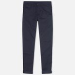 Женские брюки Carhartt WIP X' Sid Lamar Stretch Twill Duke Blue Rinsed фото- 0