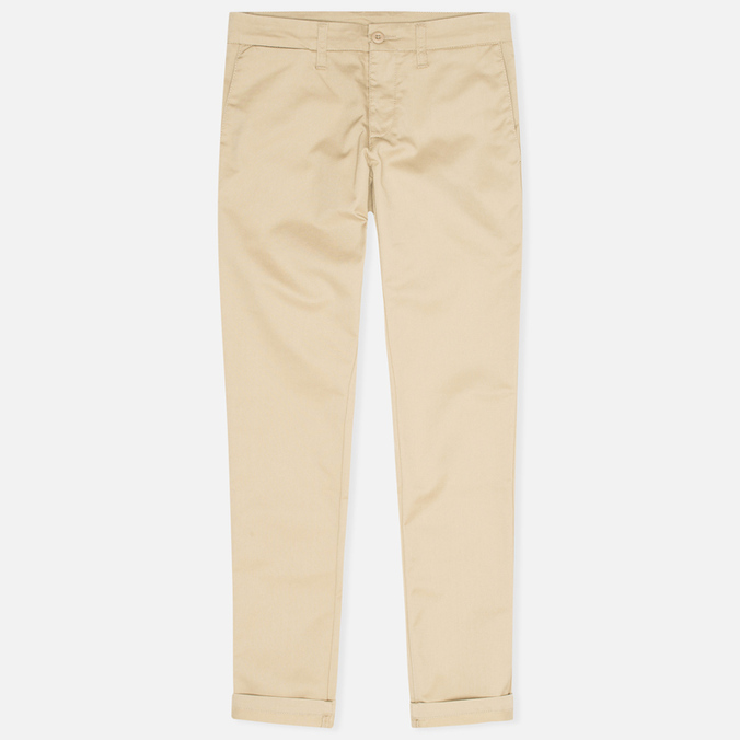 Женские брюки Carhartt WIP X' Sid Lamar Stretch Twill Safari Rinsed