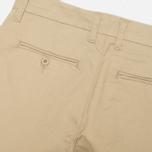 Carhartt WIP X' Sid Lamar Stretch Twill Women's Trousers Safari Rinsed photo- 3