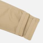 Carhartt WIP X' Sid Lamar Stretch Twill Women's Trousers Safari Rinsed photo- 4